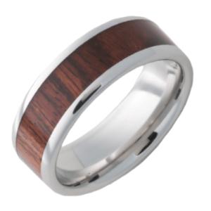 Serinium® Domed Ring