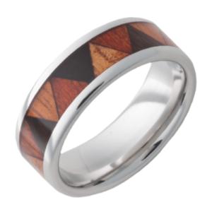Serinium® Domed Rings