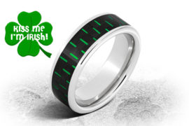 Kiss Me I'm Irish – romantic date ideas