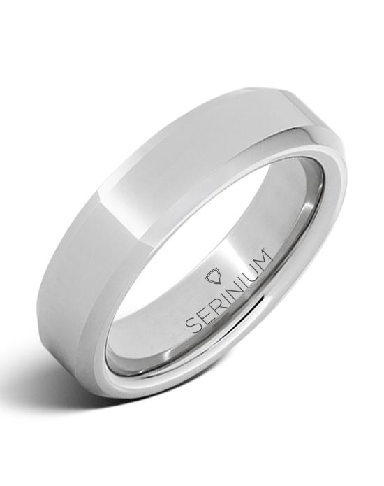 Miravir Slim — Polished Serinium® Ring