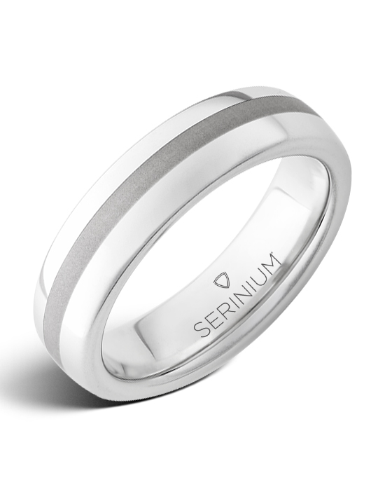 serinium wedding band