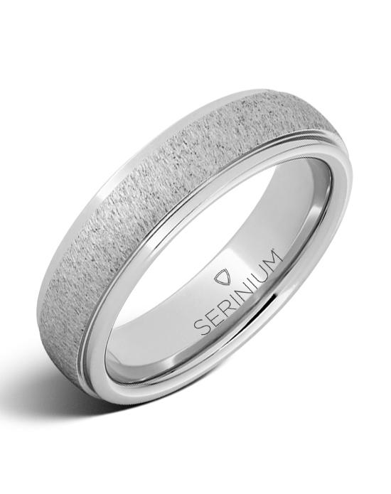 High Plains — Grained Finish Serinium® Ring