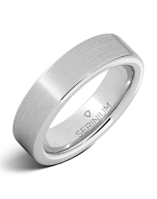 Minimalist Slim — Satin Finish Serinium® Ring