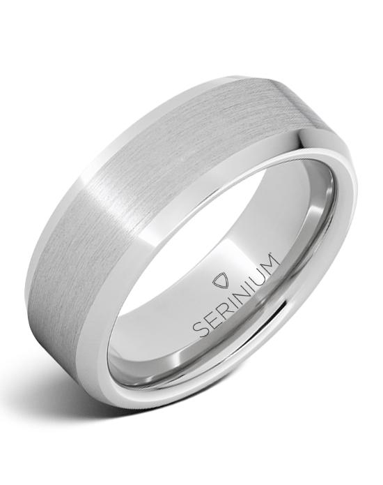 Existentialist — Satin Finish Serinium® Ring