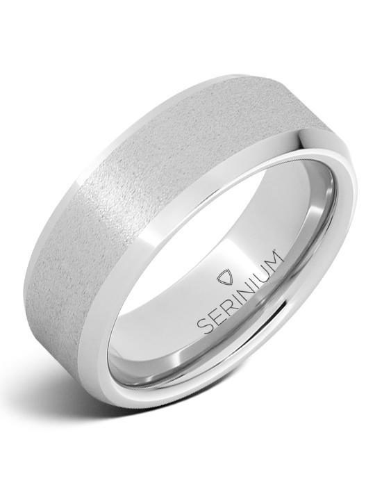 Rugged Stone — Serinium® Ring