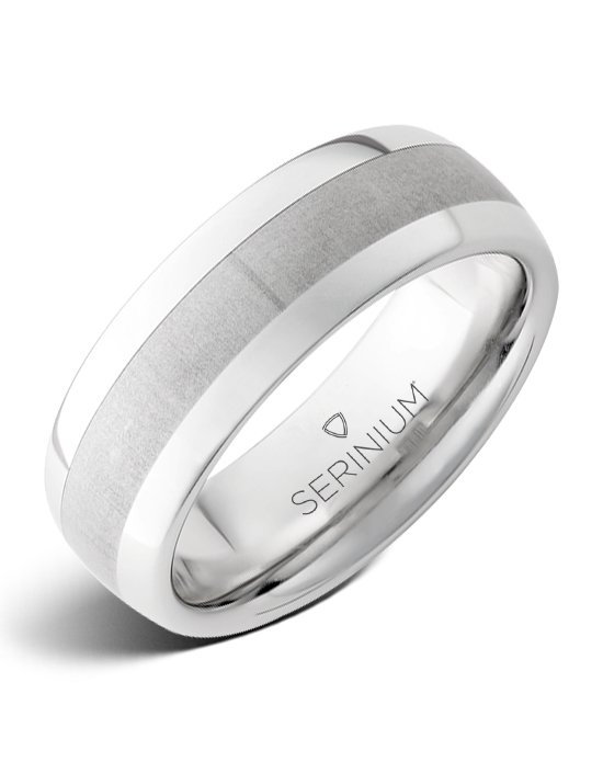 Soho — Satin Finish Serinium® Ring