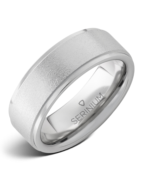 Stonepiper — Stone Finish Serinium® Ring