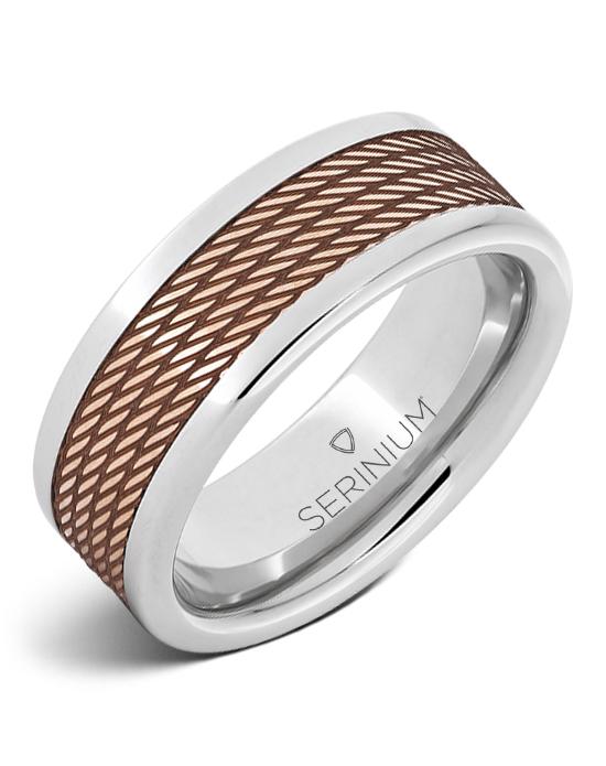 Transatlantic — Serinium® Royal Copper™ Ring