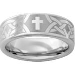 Serinium® 8mm Cross Knot Celtic RMSA002720  $390