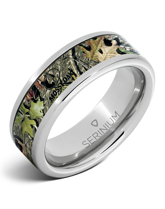 Mossy Oak® Obsession — Camouflage Serinium® Ring