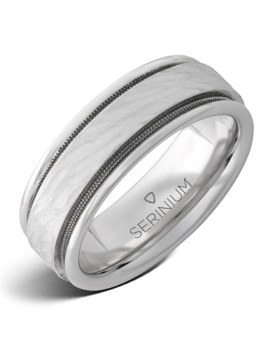 Lighthouse — Milgrain Serinium® Ring