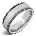 Serinium Wedding Ring
