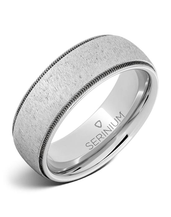 Corsair — Satin Dome Serinium® Ring