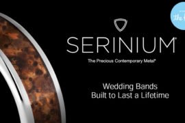 Serinium® now featured on The Knot and How He Asked