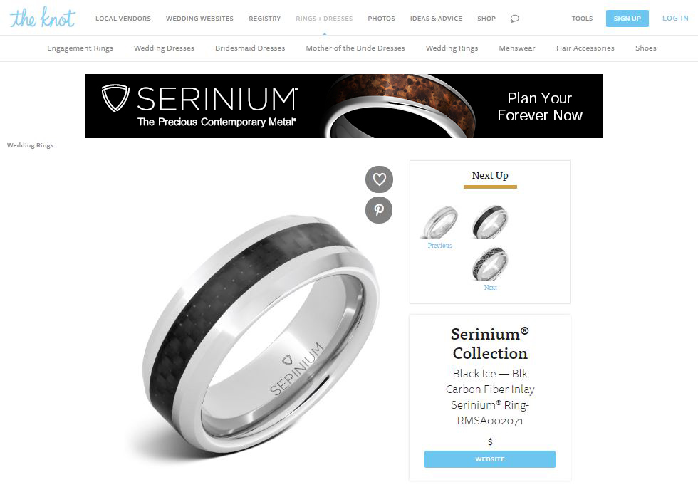 Serinium and The Knot